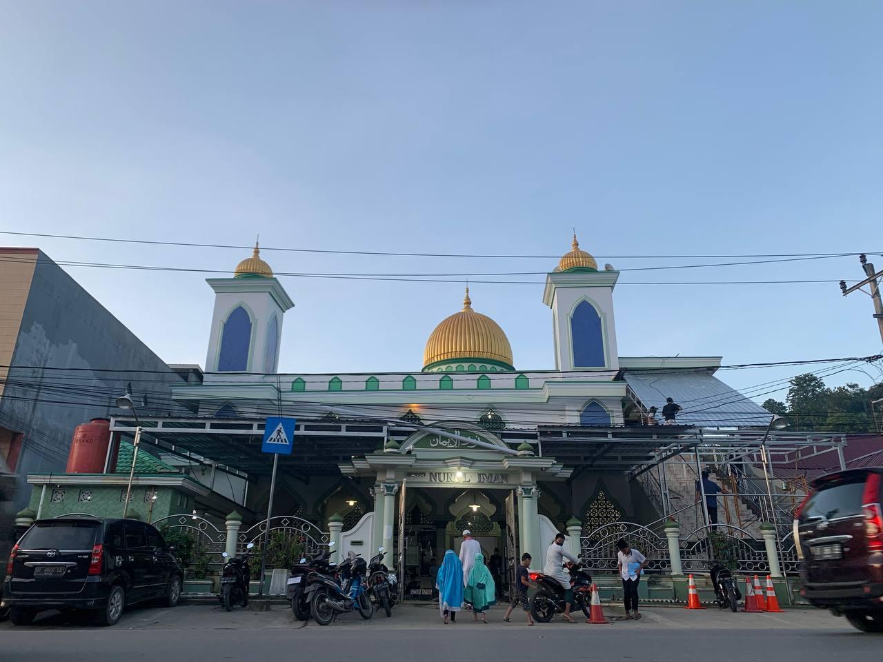 Masjid Nurul Iman Kendari