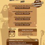 Festival Seni Pelajar Jembrana, Ruang Edukasi Alternatif bagi Para Pelajar Indonesia